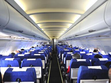 Chwile grozy podczas turbulencji. Kilku pasażerów samolotu trafiło do...