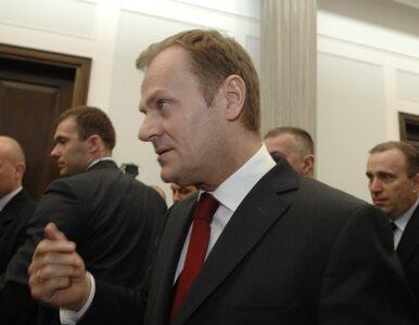 Tusk: wciąż budujemy alternatywę dla gazu z Rosji