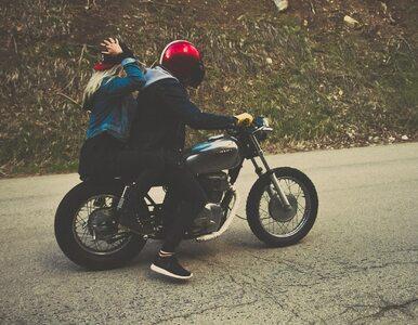 Sezon motocyklowy rozpoczęty. Policja apeluje o bezpieczną jazdę i...
