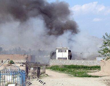 Krwawe zamachy w Kabulu. Talibowie: to dopiero początek