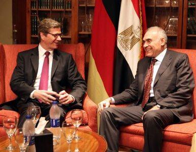 """""""Niemcy są partnerem egipskiego narodu w jego dążeniu do demokracji"""""""
