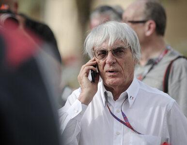 """""""Ciała zmarłych leżą na ulicy"""". 89-letni Bernie Ecclestone i jego..."""