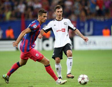 Legia-Steaua. Urbanowi będzie brakować Żylety