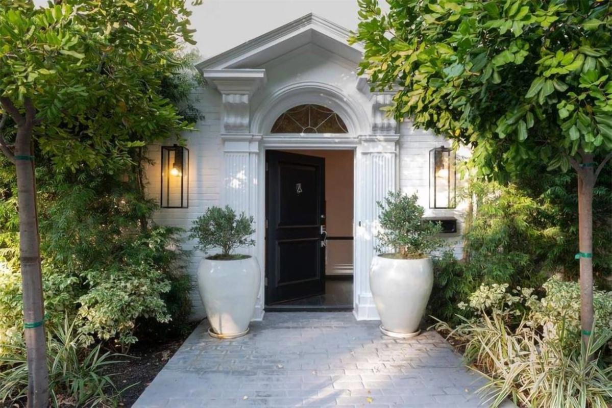 Członek zespołu One Direction sprzedał swoją willę wHollywood. Tak mieszkał