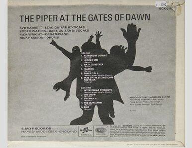 Pink Floyd obchodzi 45. rocznicę debiutu