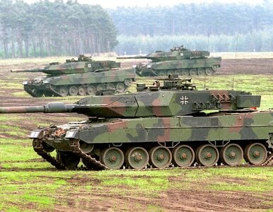 Niemcy zarabiają coraz więcej na sprzedaży broni