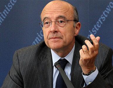 Francja próbuje uspokoić Turcję