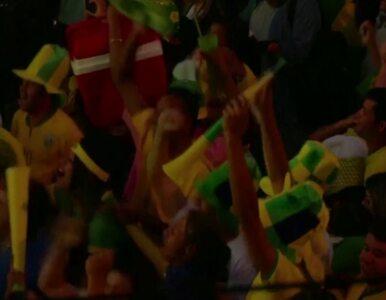 Brazylijczycy oszaleli po wygranej z Chorwatami. Zobacz