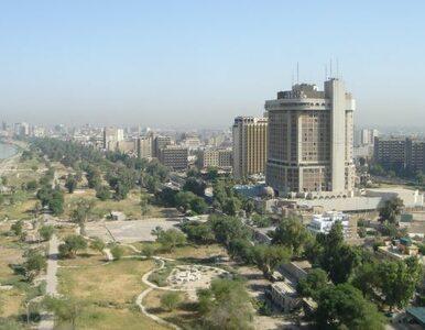 Bomby na ulicach Bagdadu - kilkanaście osób nie żyje