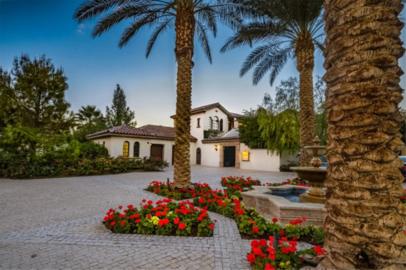 Tak wygląda dom Sylvestra Stallone'a w Kalifornii. Jest na sprzedaż
