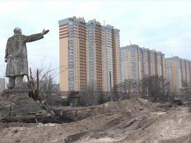Pomnik Lenina przez lata ukryty był w szklarni. Znaleziono go przez...