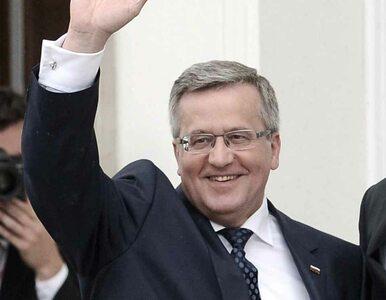 """Komorowski podsumowuje pięć lat prezydentury. """"Podstawą jest dialog"""""""