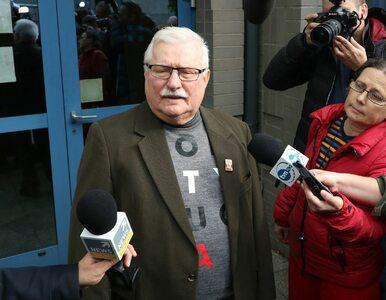 """""""Marszałek pedofilem"""". Lech Wałęsa udostępnił skandaliczny wpis"""