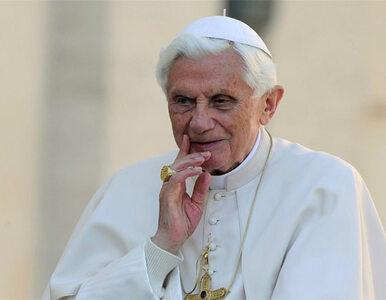 """Monti u Benedykta XVI """"prywatnie i osobiście"""""""