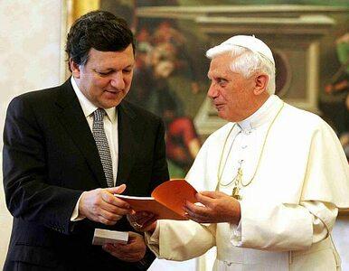 Skandal w Watykanie. Barroso odszedł jak niepyszny
