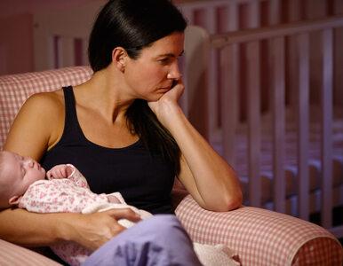 Depresja matki może wpływać na inteligencję dziecka