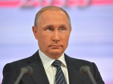 Putin: Rosja zniszczyła ostatni pocisk z arsenału broni chemicznej