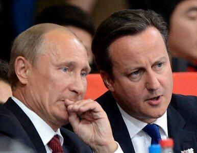 Putin w Londynie - wizyta bez przełomu. Teraz czas na judo
