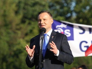 Polacy najbardziej ufają Andrzejowi Dudzie. Fatalne wyniki Macierewicza,...