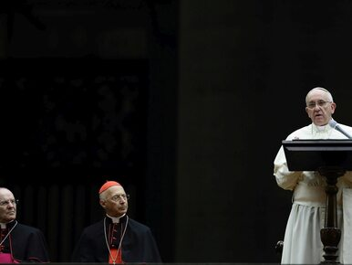 Wpływowi polscy katolicy napisali do papieża. Chcą zmian w Kościele