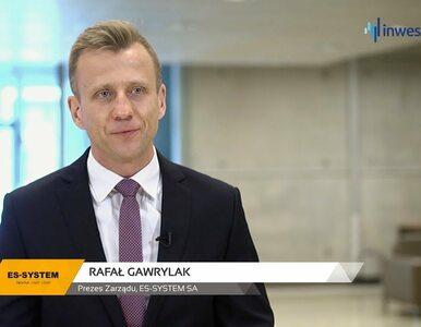 ES-SYSTEM SA, Rafał Gawrylak - Prezes Zarządu, #254 PREZENTACJE WYNIKÓW