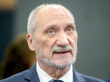 Macierewicz: Rezolucja Rady Europy potwierdza stanowisko Polski, że...