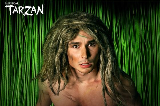 Wiktor Korszla (Tarzan); fot. materiały prasowe GTM i DMiT