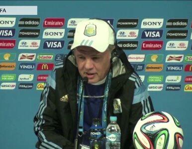 Trener Argentyńczyków: Najważniejsze jest to, co w głowie