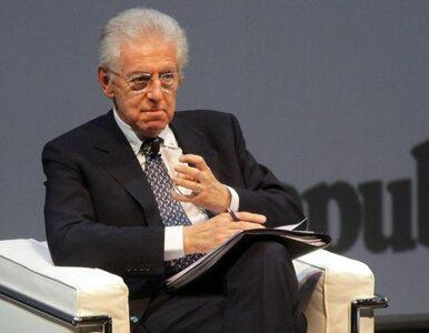 Monti: wygramy z kryzysem bez Merkel i pieniędzy Niemiec