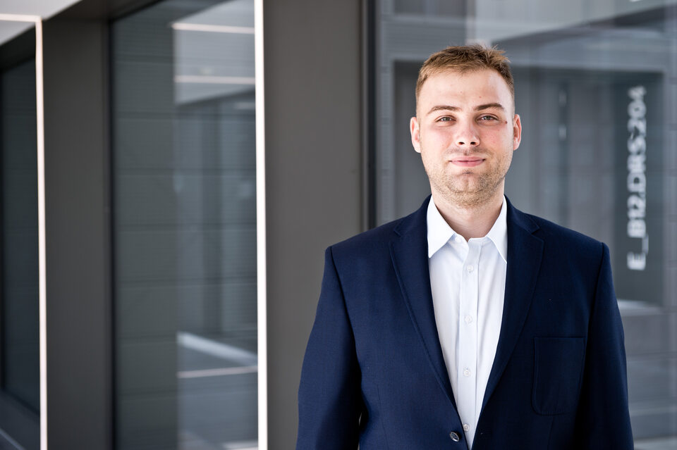 Łukasz Kałużny, Cloud Technology Leader w Beyond.pl