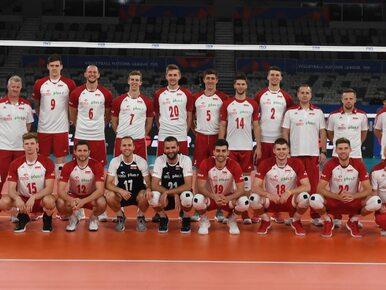 Liga Narodów. Znamy rywali Polaków podczas Final Six