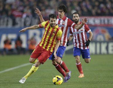 Primera Division: Wielki hit bez bramek. Atletico i Barcelona remisują