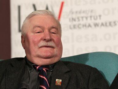 """""""Haniebna"""" i """"niezgodna z prawdą historyczną"""", """"bez precedensu"""". Wałęsa..."""