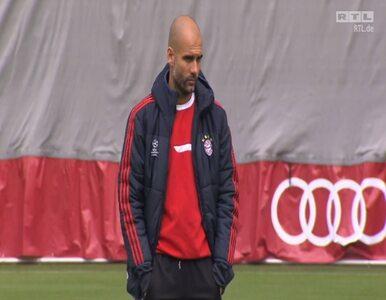 Bayern przygotowuje się na rewanż z Realem. Guardiola wciąż nieobecny