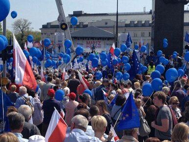"""Marsz Wolności w Warszawie. """"Kaczyński tę wojnę przegra"""""""