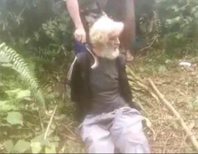 Dżihadyści z Filipin zgładzili zakładnika z Niemiec. Wszystko nagrali i...