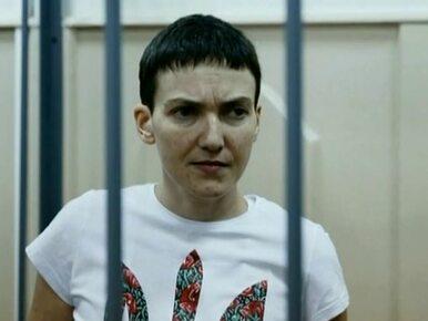"""Sawczenko w stanie krytycznym. """"Poważne zapalenie organów..."""