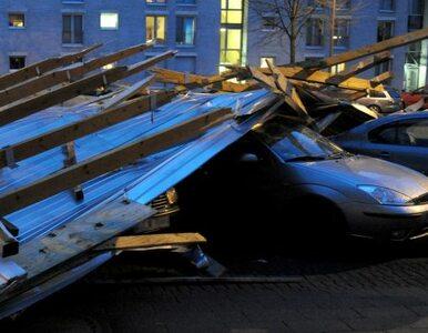 Nawałnica Xynthia zbliża się do Polski