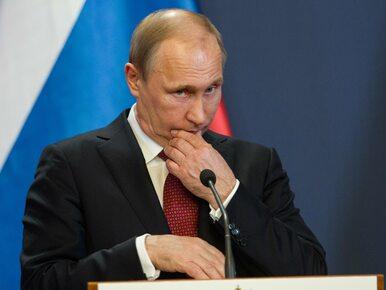 """Putin w końcu pojawił się publicznie. """"Bez plotek byłoby nudno"""""""