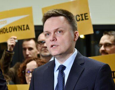Hołownia: Żal mi Kidawy-Błońskiej. Kampania w PO zaczyna przypominać...