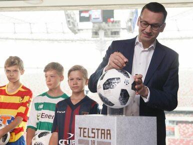 Ekstraklasa z nowym kontraktem z LOTTO i PKO BP.  Premier: Robimy dziś...