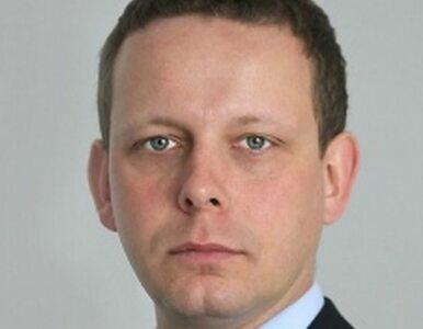 Pawełek wciąż skarbnikiem PO. Nikt nie przyjął jego rezygnacji