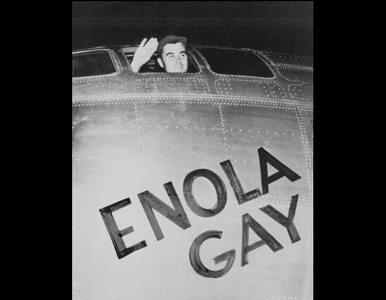 Dziadek zrzucił bombę atomową na Hiroszimę. Wnuk może pilotować...