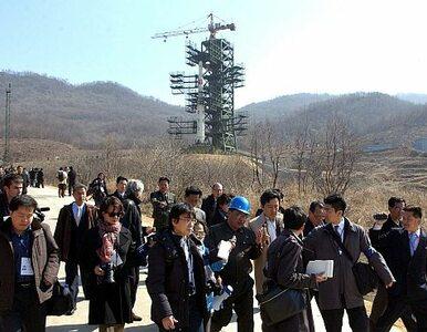 Korea nie przejmuje się krytyką. Rakieta prawie gotowa do lotu