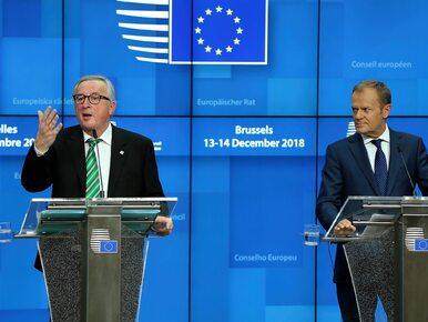 Podwyżka wynagrodzeń w UE. Ile zarobią Tusk i Juncker?