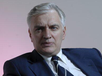 Gowin o słowach Dudy do Kaczyńskiego: Ujmujące