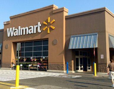 Markety Walmart ukryją brutalne gry wideo. Nie schowają za to broni palnej