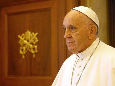 Papież zdymisjonował dwóch kardynałów. Brali udział w skandalach...
