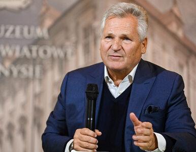 Kwaśniewski o agencie Tomku: Aresztowano go, bo powiedział prawdę i...