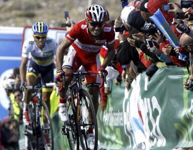 Vuelta a Espana: Cataldo wygrał etap